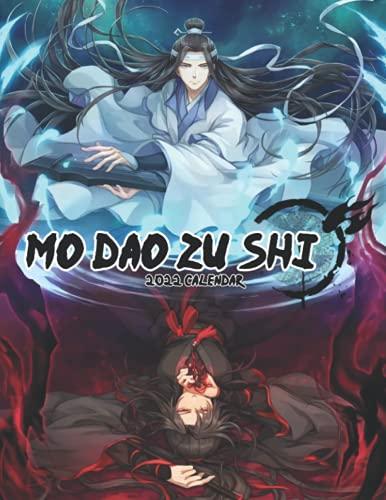 Mo Dao Zu Shi Calendar 2022: Anime-Manga Calendar 2022-2023 ,Calendar Planner 2022 with High Quality Pictures for Fans Around the World!