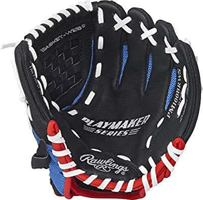 Rawlings Playmaker Youth Baseball Glove Series (10-11.5 Inch Baseball/Tball Gloves)