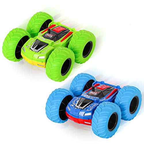 sanlinkee Pull Back Toy Cars,2 P...