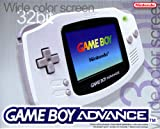 Game Boy Advance Konsole White - Game Boy Advance
