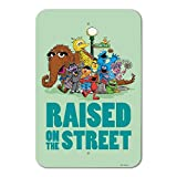 GRAPHICS & MORE Sesame Street Raised on The Street Home Business Office Sign