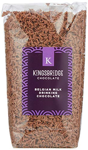 Kingsbridge Belgian Milk Drinking Chocolate Flakes