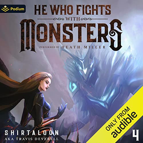 He Who Fights with Monsters 4 cover art