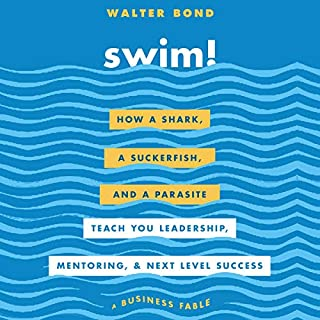 Swim! audiobook cover art