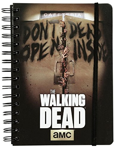 Grupo Erik Cuaderno Walking Dead