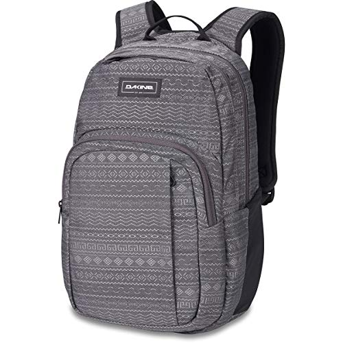 Dakine Sac à dos Campus M, 25 litres, sac robuste avec compartiment pour ordinateur portable et dos matelassé en mousse - Sac à dos pour l'école, le bureau, l'université ou pour tous les jours