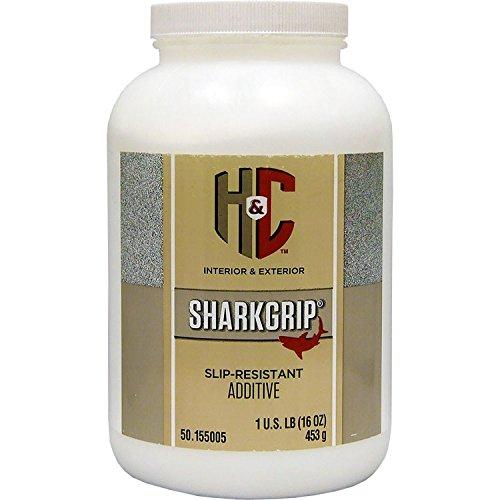 H&C 50.155005 Sharkgrip Slip-resistant Additive 1-LB
