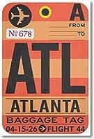 ATL–Atlanta Airportタグ–新しい旅行ポスター