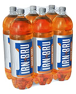 IRN-BRU Sugar Free Bottles, 2L - Pack of 6 (B0048F5Z3A) | Amazon price tracker / tracking, Amazon price history charts, Amazon price watches, Amazon price drop alerts