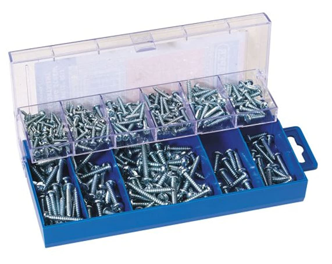 Draper 305 Piece Self Tapping Screw Assortment - 61275