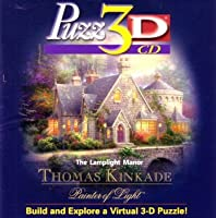 The Lamplight Manor Puzz 3-D (輸入版)