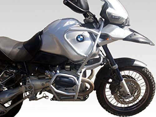 Sturzbügel/Schutzbügel HEED für motorrad R 1150 GS Adventure (01-05) - Full Bunker, Silber