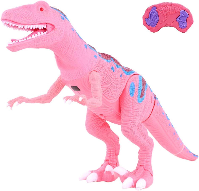 Kids toys Infrarot-Fernbedienung Dinosaurier, Elektrisches Simulationsdinosaurier-Handmodell, Dinosaurier-Tiermodell kann leuchtende Stimme Spielzeug Sein
