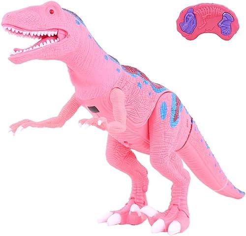 mejor servicio Kids Kids Kids toys Control Remoto infrarrojo de Dinosaurio, Simulación eléctrica Modelo Dinosaurio de la Mano, Modelo Animal Dinosaurio Puede ser Juguetes Luminosos de Voz  preferente