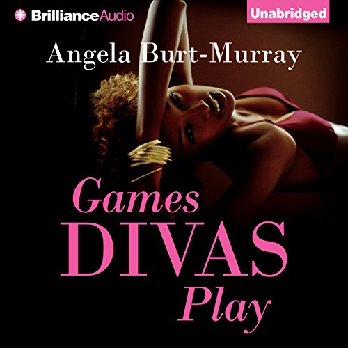 Games Divas Play audiobook cover art