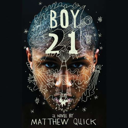 Boy21 audiobook cover art