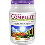 Andrew Lessman Multivitamin - Women's Complete with Maximum Essential Omega-3 500 mg 120 Packets – 30+ High Potencies of All Nutrients, Essential Vitamins, Minerals & Carotenoids. No Additives