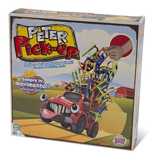 Grandi Giochi - Peter Pick-Up Il Gioco delle Sedie Traballanti