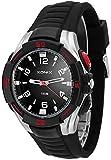 Große analoge XONIX Armbanduhr für Ihn nickelfrei wasserfest bis100m