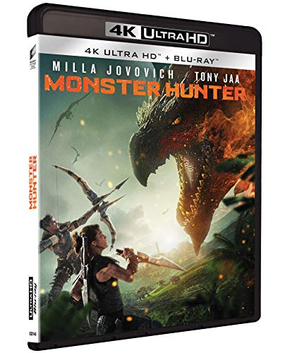 Monster Hunter [4K Ultra HD + Blu-Ray]
