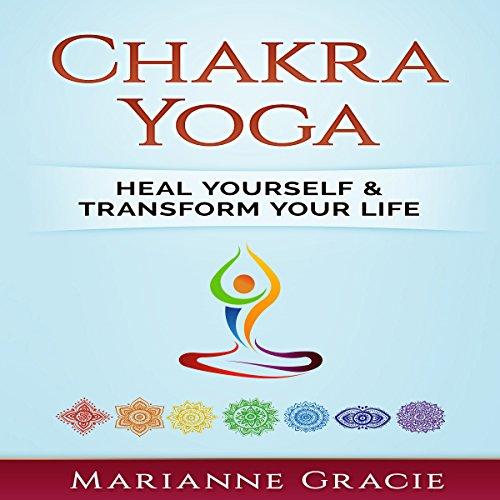 Chakra Yoga audiobook cover art