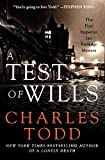 A Test of Wills: The First Inspector Ian Rutledge Mystery (Inspector Ian Rutledge Mysteries, 1)