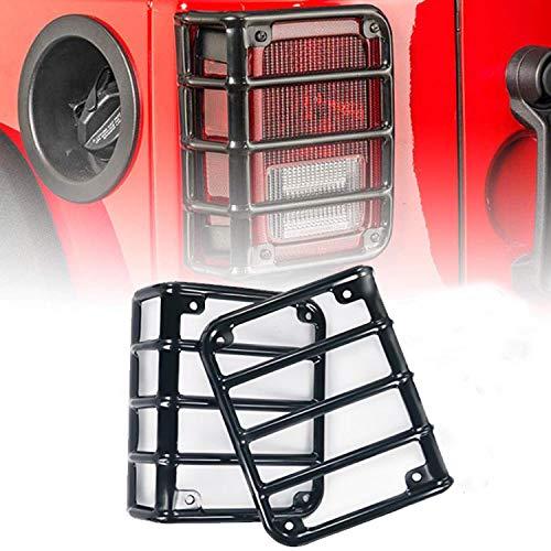 DLLL Chopped Fender Edge LED TailLight Fit Harley Iron 883/XL883/N XL1200/N XL1200/V Rosso