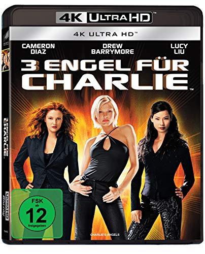 3 Engel für Charlie (4K Ultra HD) [Blu-ray]