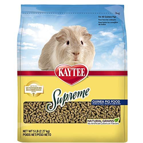 Kaytee Supreme Régime pour Cochon d'Inde