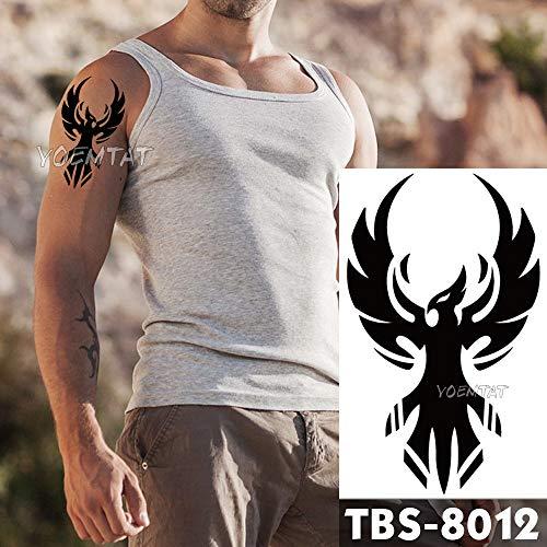 tzxdbh 12x19 cm Impermeable Tatuajes Temporales Todo lo ve Ojo ...