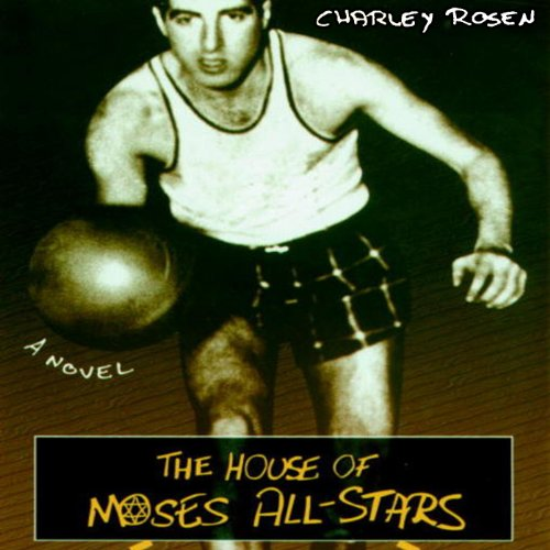 The House of Moses All-Stars audiobook cover art