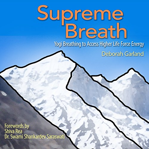 Supreme Breath audiobook cover art