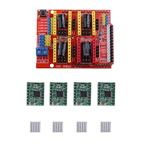 Milageto Expansion Board CNC V3 A4988