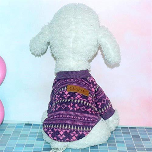 PONNMQ Neue Cartoon Hund Hoodie Haustier Hund Kleidung Für Hunde Mantel Jacke Baumwolle Ropa Perro Französisch Bulldog Kleidung Für Hunde Haustiere Kleidung Mops, 3, S