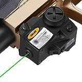Pinty Green Laser Sight Tactical Green Dot Sight for Handgun & Pistols...