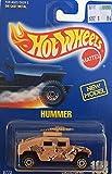 Hot Wheels Hummer 188 Blue Card 1991