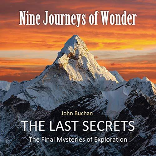 Nine Journeys of Wonder cover art