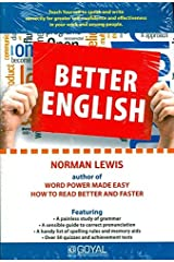 Better English Paperback