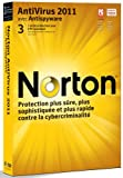 Norton antivirus 2011 (3 postes, 1an) [Import] -
