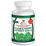 Activa Naturals Chanca Piedra 500mg with Phyllanthus Niruri Herb Extract Supplement