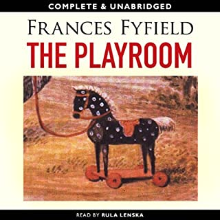 The Playroom audiobook cover art