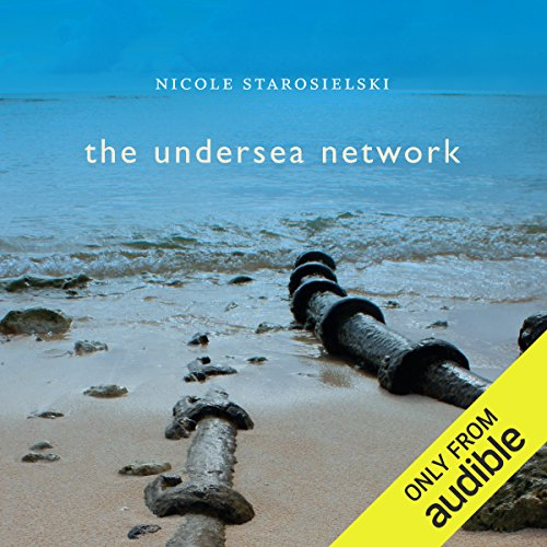 The Undersea Network audiobook cover art