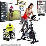 Sportstech Cyclette Professional SX200 - Marchio di qualità Tedesco - Eventi Video e Multiplayer...