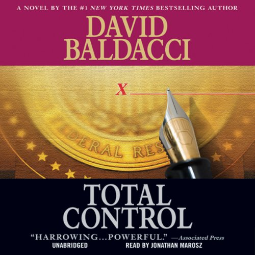 Total Control audiobook cover art