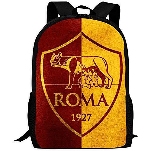 Antifurto Borse,As Roma Fashion School Bag Per Adulti
