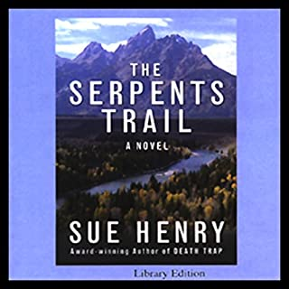 The Serpents Trail audiobook cover art