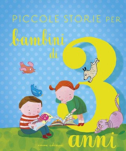 Piccole storie per bambini di 3 anni