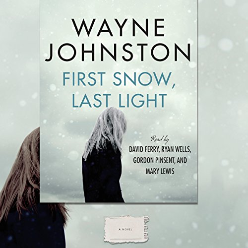 First Snow, Last Light audiobook cover art