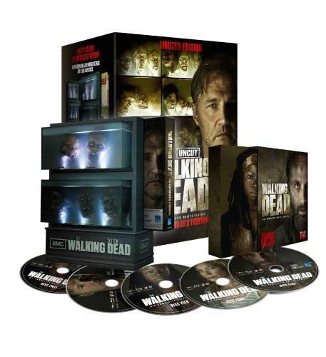 The Walking Dead: Die komplette 3. Season (Limited Edition Aquarium) Uncut