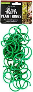 Twisty Plant Rings - Pack of 24